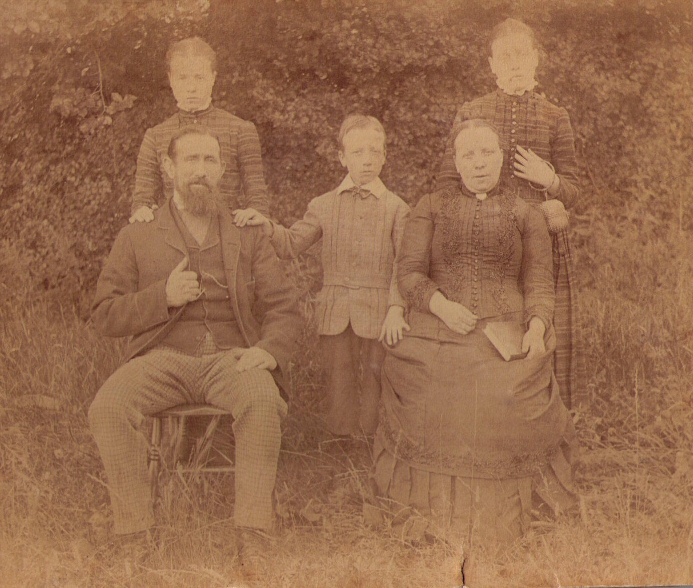 family group 1896
